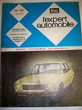 PEUGEOT 504 essence et diesel - Revue technique L'Expert Automobile