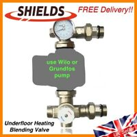 Grundfos GBDT0600 Pressure Transducer Impress Home Booster Advanced