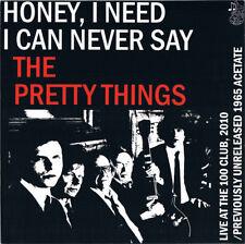 "The Pretty Things – Honey, I Need / I Can Never Say on 7"" Vinyl Single NEW"