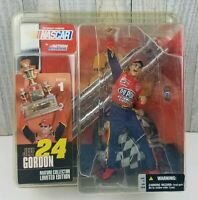 NEW 2003 ACTION MCFARLANE NASCAR JEFF GORDON #24 FIGURE SERIES 1