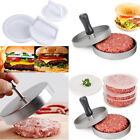 Hot Hamburger Press Stuffed Burger Meat Grill Party BBQ Burger Maker Mould Tool