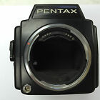 Pentax 645 Medium Format SLR Film Camera Body Only for * as-is *