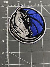 Dallas Mavericks Logo Patch National Basketball Association NBA Mark Cuban Texas