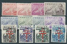 AÑO 1941 COMPLETO ESPAÑA NUEVOS **