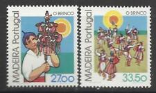 Portugal 1982 - Madeira, O Brinco set MNH