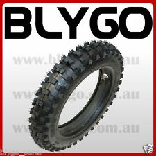 "GL 90/100- 14"" inch Rear Back Knobby Tyre Tire +Tube PIT Trail Bigfoot Dirt Bike"