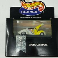 Hot Wheels Collectibles Mercohaulic Limited Edition For Collector - 1:64 Scale