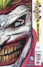 BATGIRL #13 DC New 52 Comics High Grade 1st Print Near Mint to NM+ Joker Die Cut
