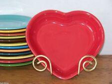 Fiesta® SCARLET Post 86 Medium Heart Bowl