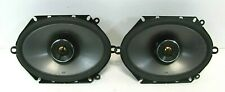 Pair Of JBL GX862 180W GX Series 2 Way Coaxial Car Audio Loudspeaker