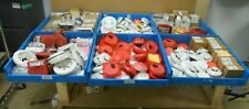 Huge Lot 100+ New And Used Fire Alarm Smoke Heads Simplex Notifier And More!