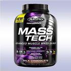 MUSCLETECH MASS-TECH (7 LB) muscle protein masstech weight gainer