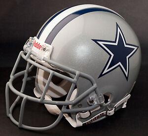 EMMITT SMITH Edition DALLAS COWBOYS Riddell REPLICA Football Helmet