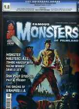 Famous Monsters of Filmland #258 CGC 9.8 NM/MINT Highest Grade Army of Darkness