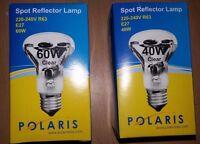 4 x 40w/60w ES Screw In E27 Spotlight Reflector Light Bulb Lamp Bulbs R63 Value!