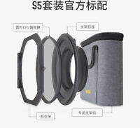 NiSi S5 Kit 150mm Filter Holder with CPL for SIGMA 14-24 F/2.8 DG