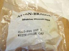 New Allen Bradley 800T-N44 Ser B White Lens 2 in Factory Sealed Bag