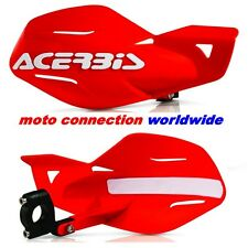HAND GUARDS ACERBIS UNIKO RED HONDA CR 85 125 250 CRF 250 450 CRFX 250 450