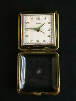 Vintage Blessing Travel Clock Made in West Germany