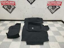 2011-2015 Cadillac CTS Coupe OEM Rear Floor Cargo Right Side Trunk Carpet Trim