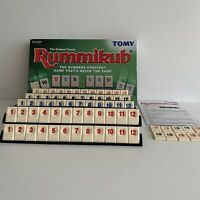 The Original Classic Rummikub Tomy Number Strategy Game Boxed & Complete