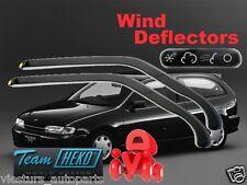 NISSAN ALMERA N15 3D  1995 - 2000  Wind deflectors  2.pc  HEKO  24220
