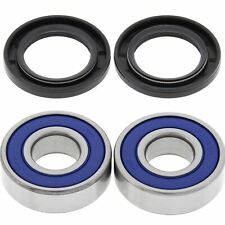 Honda CR125R, 1979-1981, Rear Wheel Bearings and Seals - CR 125R