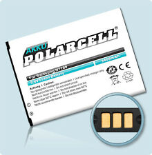 PolarCell Akku für Samsung Galaxy Note 2 GT-N7100 II LTE GT-N7105 EB595675LU