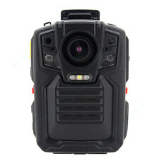 HD 1296p Night Vision IR 64g Police Body Camera Ambarella A7l50 Remote Control