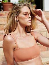 Women's Free People Maia Bikini Top In Natural Size Small
