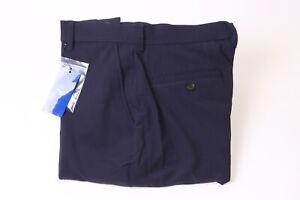 Mizuno Mens Move Tech Stretch Lightweight Trousers - Navy