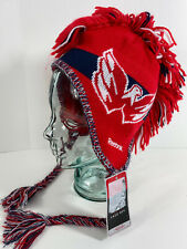 Washington Capitals Hat Reebok Face Off NHL Mohawk Knit Hockey Boys 8-20