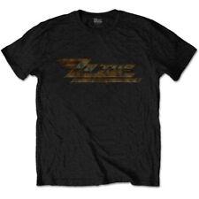 ZZ Top 'Vintage ZZ Logo' T-Shirt - NEW & OFFICIAL!