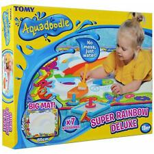Tomy Super Rainbow Deluxe Aquadoodle, Water Painting, Drawing And Colouring Mat