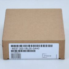 Siemens 6ES7322-1BL00-0AA0 6ES7 322-1BL00-0AA0 SM322 Digital Output new in box.