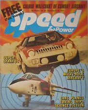 Speed & Power magazine 13 September 1974 Issue 26