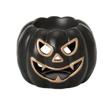 Yankee Candle Large Halloween Pumpkin Melt Warmer With 3 Melts - BRAND NEW