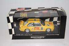 1:43 MINICHAMPS KYOSHO Fair 1988 BMW M3 AutoTech JTCC #35