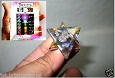 Fantastic Orgone Merkaba Star Free Booklet Jet International Sacred Geometry A+