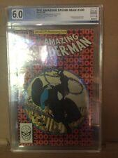 Amazing spider-Man #300 1st App Venom PGX 6.0 Not CGC