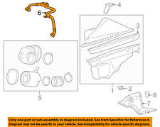 GM OEM Air Intake-Pcv Tube 12673868