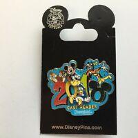 DLR - Cast Member 2010 Logo Disney Pin 74541