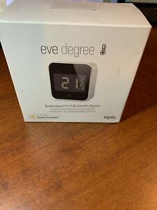 Eve - Connected Weather Station fast free same day shipping