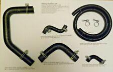 Toyota Corona RT43/52 07-66 to 01-70 Radiator & Heater Hose Kit W/O Factory A/C
