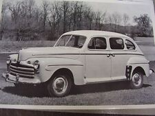 1946 FORD  4DR.SUPER DELUXE  12 X 18 LARGE PICTURE   PHOTO