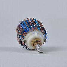 1pc 4Pole 24Step DALE 4channel 4Way Attenuator Volume 50K  Stereo Potentiometer
