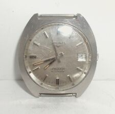 """Vintage Longines Conquest Automatic S/Steel Gents Watch"" GWO"