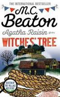 Agatha Raisin and the Witches' Tree, Beaton, M.C., New, Book