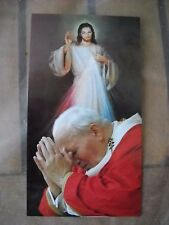 Santino Giovanni Paolo II° Totus Tuus 1978 / 16-X-2003