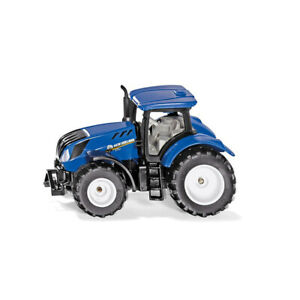 Siku 1091 New Holland T7.315 Tracteur Bleu (Blister) Véhicule Miniature Neuf ! °